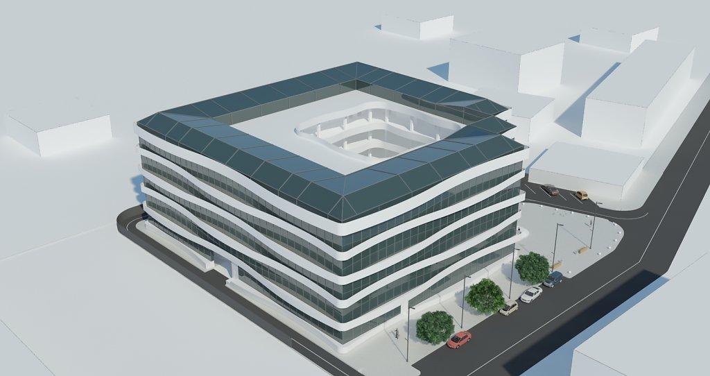 Primorskiy - Office Center
