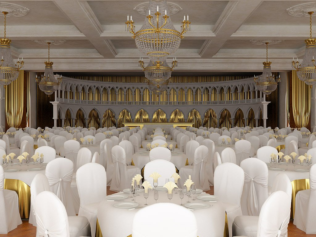 Classic Banquet Hall